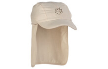 JACK WOLFSKIN Kids Supplex Sun Cap ivoire